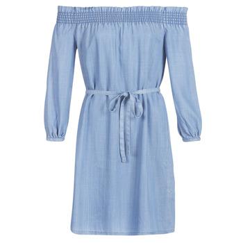 Abbigliamento Donna Abiti corti Only ONLSAMANTHA Blu / Clair