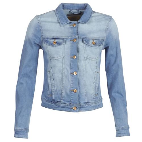 Only Consegna In BluClair Giacche Jeans 2800 Onltia Abbigliamento Donna Gratuita AjLR54