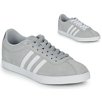 Scarpe Donna Sneakers basse adidas Originals COURTSET GRIS Grigio