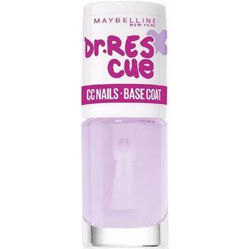 Bellezza Donna Smalti Maybelline New York Dr.rescue Nail Care Polish Base Coat  7 ml