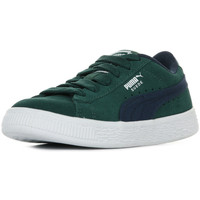 Scarpe Bambino Sneakers basse Puma Suede Classic DNM Ps Verde