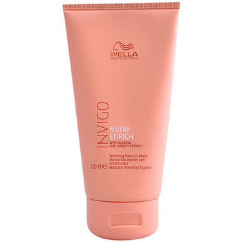 Bellezza Maschere &Balsamo Wella Invigo Nutri-enrich Warming Express Mask  150 ml