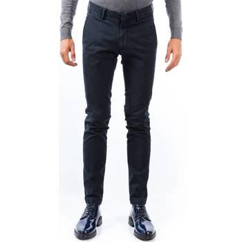 Abbigliamento Uomo Pantaloni 5 tasche Michael Coal BRAD 2505 L BLU N Blu Scuro