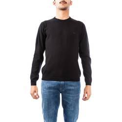 Abbigliamento Uomo Maglioni Sun68 K28101 11 NERO Maglia Uomo Uomo Nero Nero
