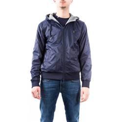 Abbigliamento Uomo Giubbotti Sun68 R28107 07 NAVY Giubbino Uomo Uomo Blu Blu