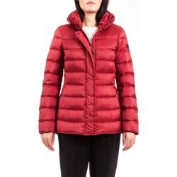 Abbigliamento Donna Piumini Peuterey FLAGSTAFF MQ-023 Giubbino Donna Donna Rosso Rosso