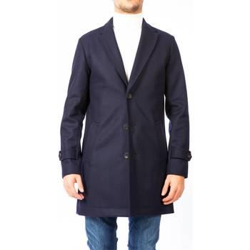 Abbigliamento Uomo Cappotti Koon RIVER ST9 BLU Blu