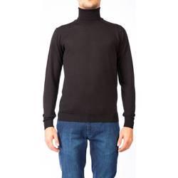 Abbigliamento Uomo Maglioni Moreno Martinelli 582326 09 NERO Maglia Uomo Uomo Nero Nero