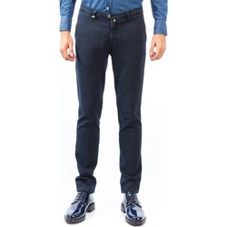 Abbigliamento Uomo Chino Barbati P-KAP/S 218522 160 Pantalone Uomo Uomo Blu Blu
