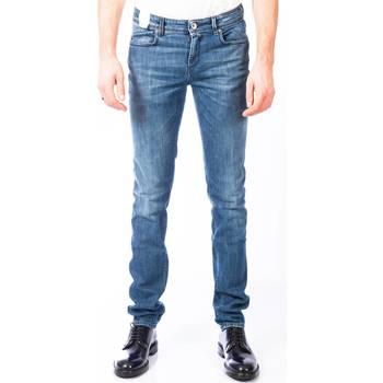 Abbigliamento Uomo Jeans dritti Re-hash P015 2546/ZR8455 Blu