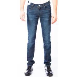 Abbigliamento Uomo Jeans dritti Re-hash P015 2663 BLUE Blu