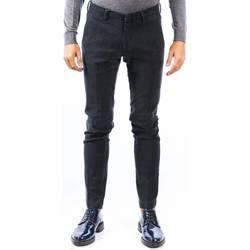 Abbigliamento Uomo Chino Michael Coal BRAD 2485 L BLU NO Blu