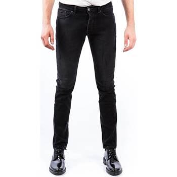 Abbigliamento Uomo Jeans slim Michael Coal DAVID 1014 W210L NE Nero