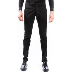 Abbigliamento Uomo Chino Michael Coal RICKY 2505 L NER Nero