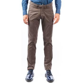 Abbigliamento Uomo Chino Michael Coal RICKY 2505 L VISO Fango