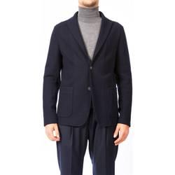 Abbigliamento Uomo Giacche / Blazer Fradi POSTAGE 5880 108 BLU Giacca Uomo Uomo Blu Blu