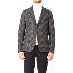 Abbigliamento Uomo Giacche / Blazer Fradi POSTAGE_K WN5917 47N Giacca Uomo Uomo Nero Nero