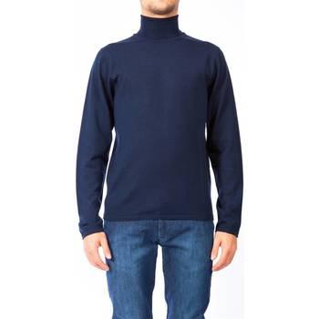 Abbigliamento Uomo Maglioni C.c. Corneliani 25600/01/82M415 BL Maglia Uomo Uomo Blu Blu