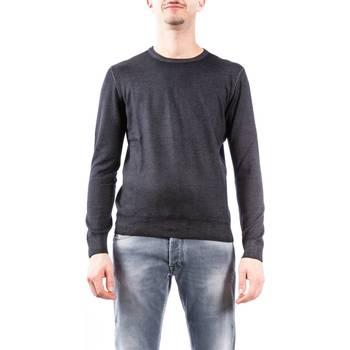 Abbigliamento Uomo Maglioni La Fileria 55167/22792/914 NER Maglia Uomo Uomo Nero Nero