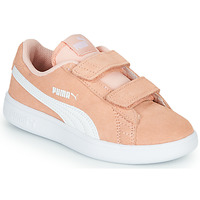 Scarpe Bambina Sneakers basse Puma SMASH PSV PEACH Corail