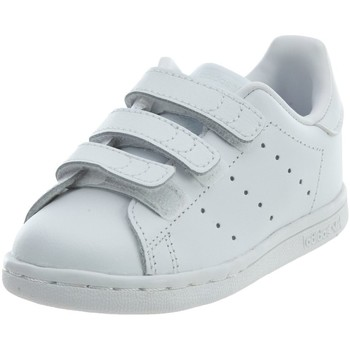 separation shoes 274f1 6a515 Scarpe Unisex bambino Sneakers basse adidas Originals Stan Smith Infant  bianco