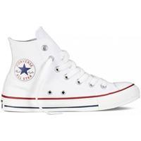 Scarpe Sneakers alte Converse Ctas All Star Hi                           bianco