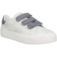 Scarpe Donna Sneakers basse No Name 117766 Argento