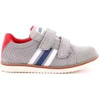 Scarpe Unisex bambino Sneakers basse Asso 287 - AG-1182A Grigio