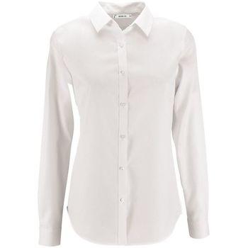 Abbigliamento Donna Camicie Sols BRODY WORKER WOMEN Blanco