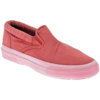 Scarpe Uomo Sneakers basse Sperry Top-Sider Striper Wash Sportive basse rosso