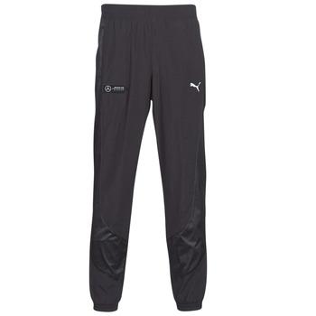 Abbigliamento Uomo Pantaloni da tuta Puma MAPM STREET WOVEN PANTS MERCEDES Nero