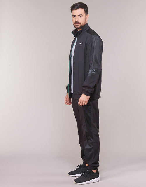 Puma Mapm Street Woven Pants Mercedes Nero - Consegna Gratuita Abbigliamento Pantaloni Sportivi Uomo 6000 Lt4yc