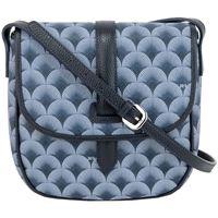 Borse Donna Tracolle 289 By Saragiunti D211 0138-0111-UNICA - Borsa a  Blu