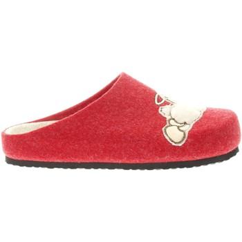 Scarpe Donna Pantofole Westlake PEC 484-UNICA - Pantofola  Rosso