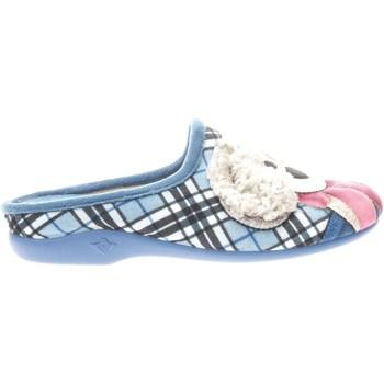 Scarpe Donna Pantofole Sanycom 1100 JEANS-UNICA - Pantofola  Blu