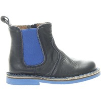 Scarpe Bambino Stivaletti Westlake 10063-UNICA - Polacco con elas  Blu