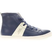Scarpe Bambino Sneakers alte Guess FJSAM3 ELE12 NVY-unica - Sneak  Blu