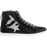 Scarpe Donna Sneakers alte Trussardi 79A00031-9Y099999 K3-unica-39  Nero