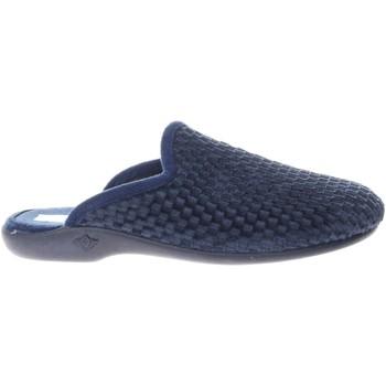 Scarpe Donna Pantofole Sanycom 14785-UNICA - Pantofola in pan  Blu