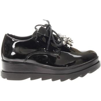 Scarpe Bambina Sneakers Cult CLJ101775-unica - allacciato l  Nero