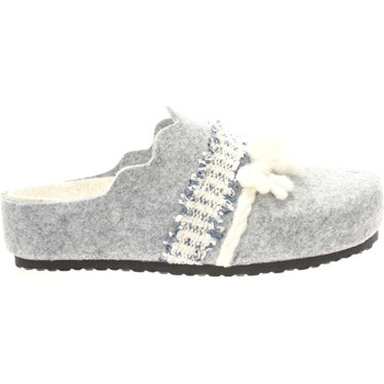 Scarpe Donna Pantofole Westlake B247-UNICA - Pantofola in felt  Grigio