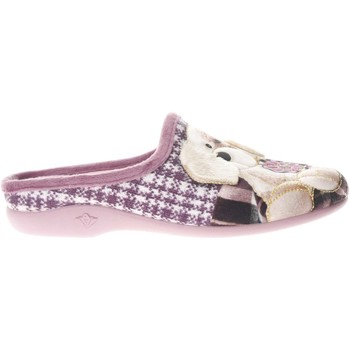 Scarpe Donna Pantofole Sanycom 17712-UNICA - Pantofola in pan  Rosa