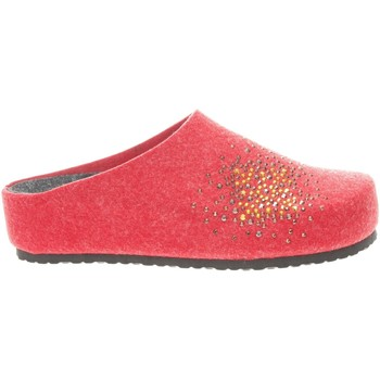 Scarpe Donna Pantofole Westlake B 238-UNICA - Pantofola in fel  Rosso