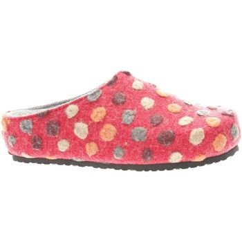 Scarpe Donna Pantofole Sanycom 266 PALLINI-UNICA - Pantofola  Rosso