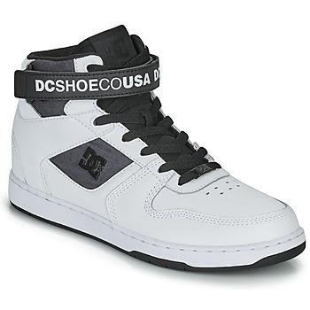 Scarpe Uomo Sneakers alte DC Shoes PENSFORD SE Bianco / Nero