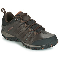 Scarpe Uomo Multisport Columbia WOODBURN II WATERPROOF Marrone