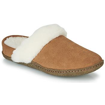 Scarpe Donna Pantofole Sorel NAKISKA SLIDE II Camel