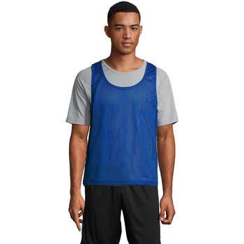 Abbigliamento Top / T-shirt senza maniche Sols ANFIELD SPORTS Azul