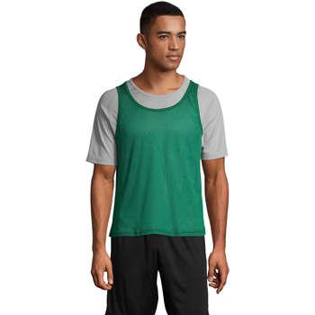 Abbigliamento Top / T-shirt senza maniche Sols ANFIELD SPORTS Verde
