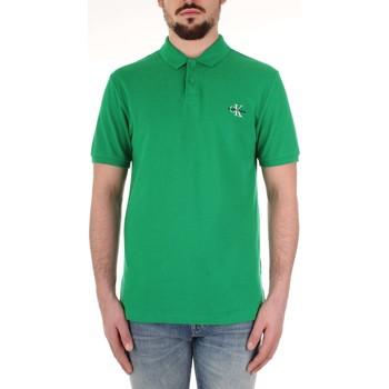 Polo Calvin Klein Jeans  J30J312323  colore Verde